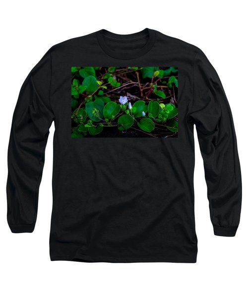 Blooming Vine Long Sleeve T-Shirt
