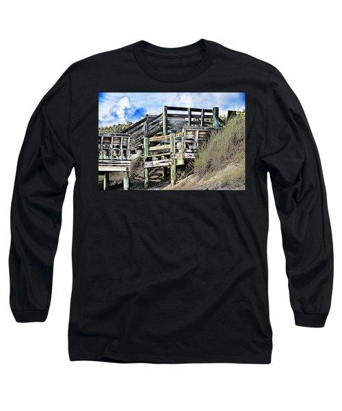 Blowing Rocks Long Sleeve T-Shirt