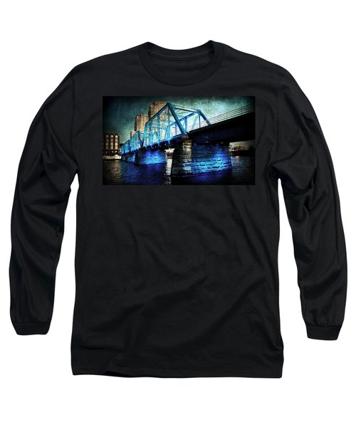 Blue Bridge Long Sleeve T-Shirt