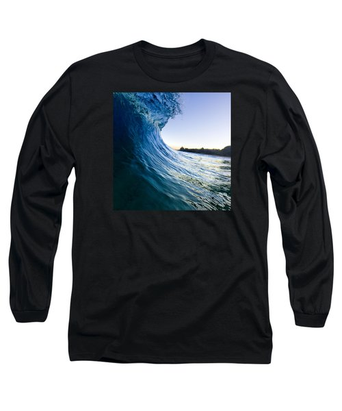 Blue Envelope  -  Part 1 Of 3 Long Sleeve T-Shirt