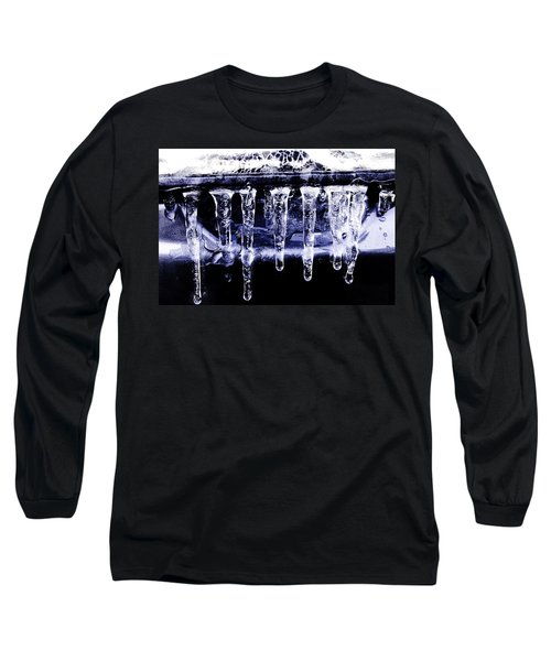 Blue Eycz Long Sleeve T-Shirt