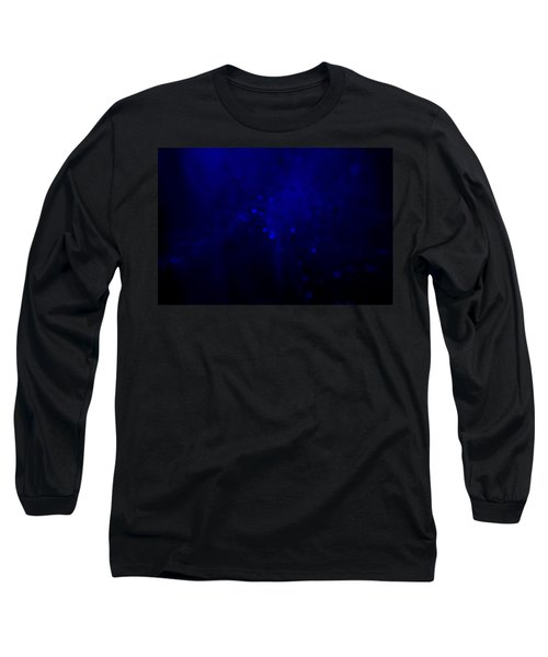 Blue Hearts Long Sleeve T-Shirt