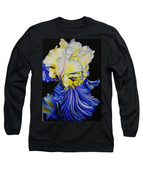 Blue Magic Long Sleeve T-Shirt by Bruce Bley