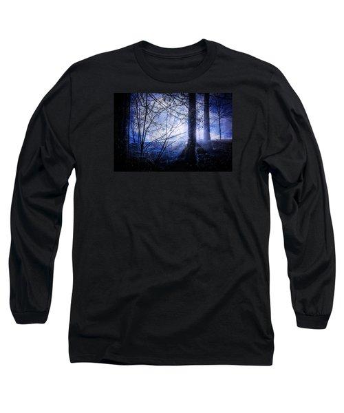 Blue Mist Long Sleeve T-Shirt
