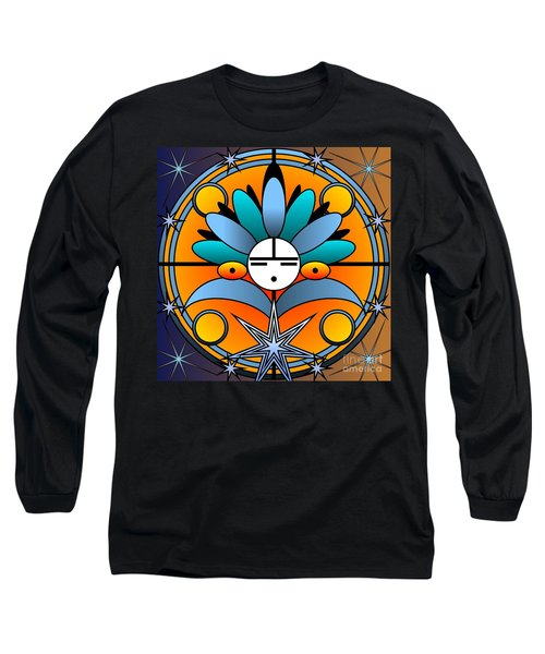 Blue Star Kachina 2012 Long Sleeve T-Shirt