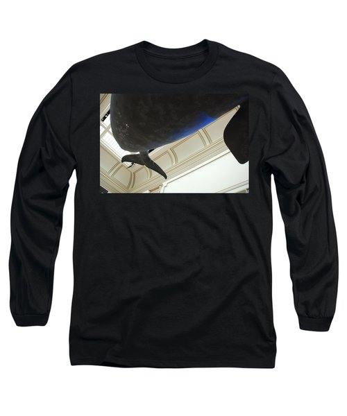 Blue Whale Experience Long Sleeve T-Shirt