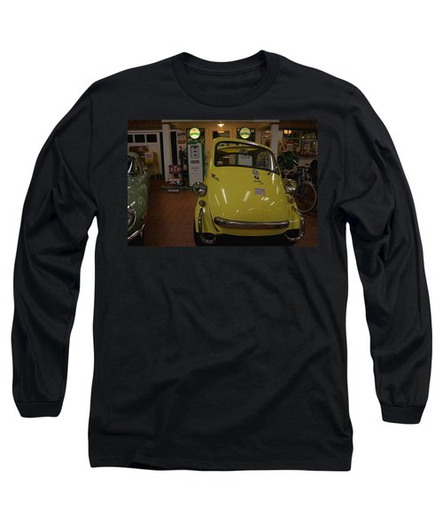 Bmw Isetta Long Sleeve T-Shirt