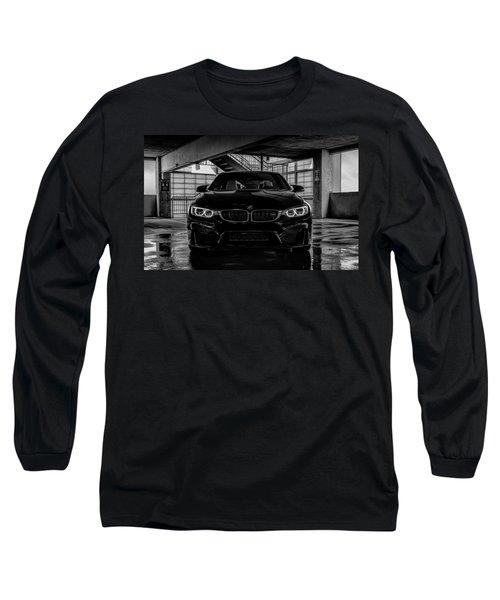 Bmw M4 Long Sleeve T-Shirt by Douglas Pittman