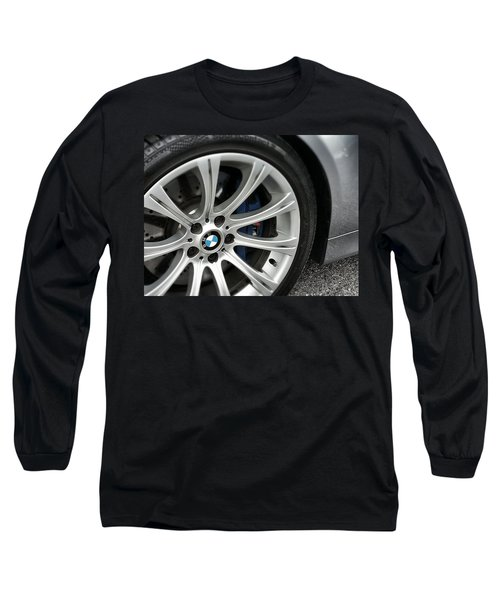 B M W M5 Long Sleeve T-Shirt