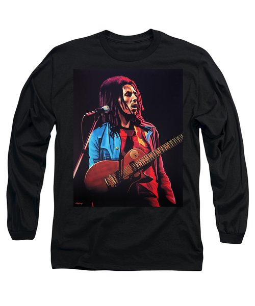 Bob Marley 2 Long Sleeve T-Shirt