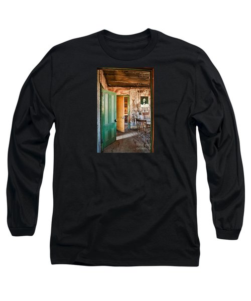 Bodie Doors Long Sleeve T-Shirt by Alice Cahill