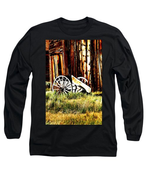 Bodie Wheel Long Sleeve T-Shirt