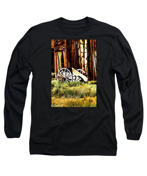 Bodie Wheel Long Sleeve T-Shirt