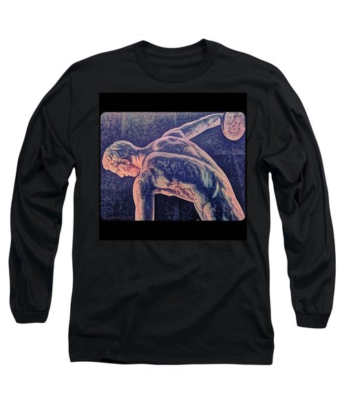 Body Beautiful Sculpture Long Sleeve T-Shirt