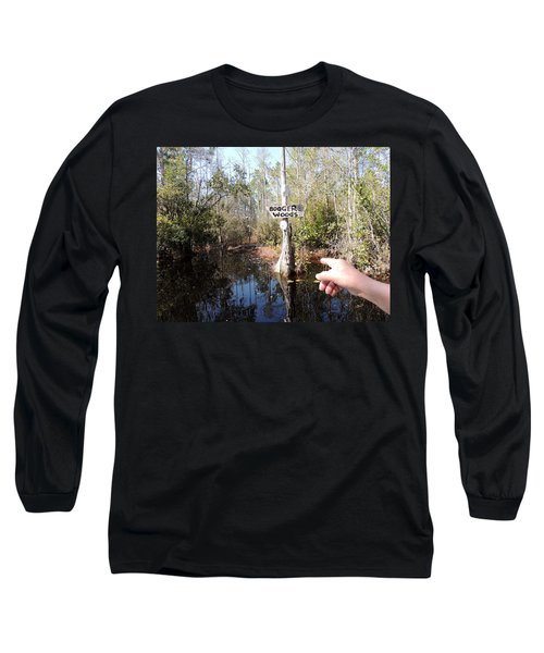 Bogger Woods Long Sleeve T-Shirt