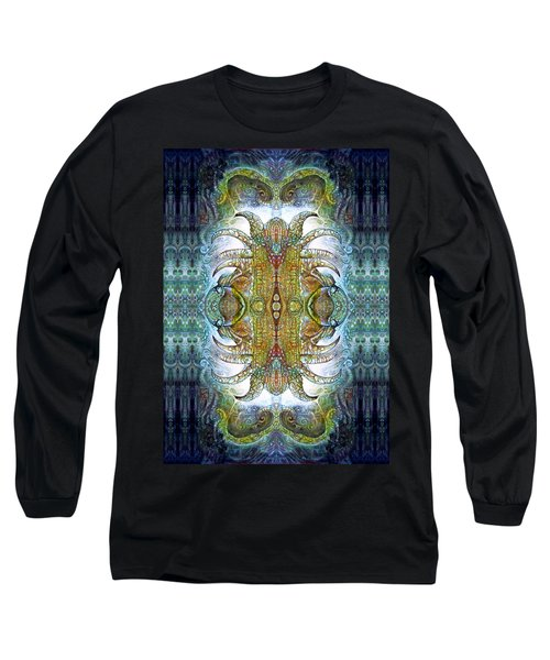 Bogomil Variation 14 - Otto Rapp And Michael Wolik Long Sleeve T-Shirt
