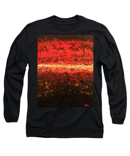 Boiling Point Long Sleeve T-Shirt