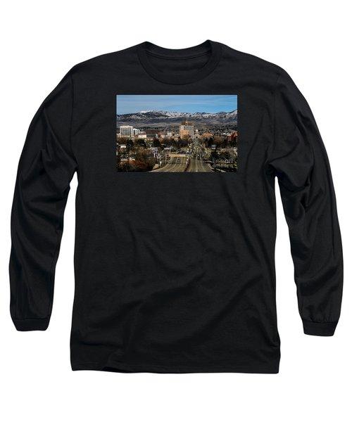 Boise Idaho Long Sleeve T-Shirt