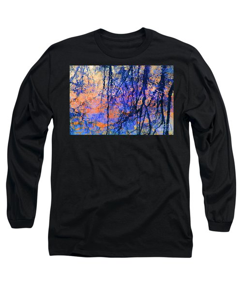 Bold Tree Reflections Long Sleeve T-Shirt
