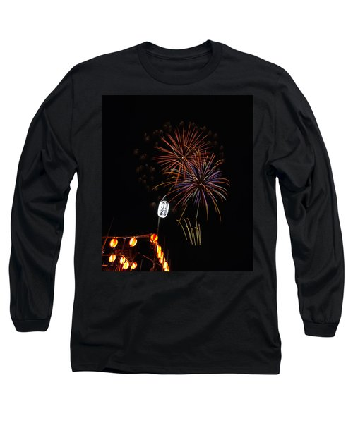 Bon Adori Glow Long Sleeve T-Shirt by John Swartz