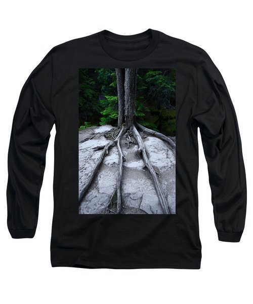 Long Sleeve T-Shirt featuring the photograph Bones by David Andersen
