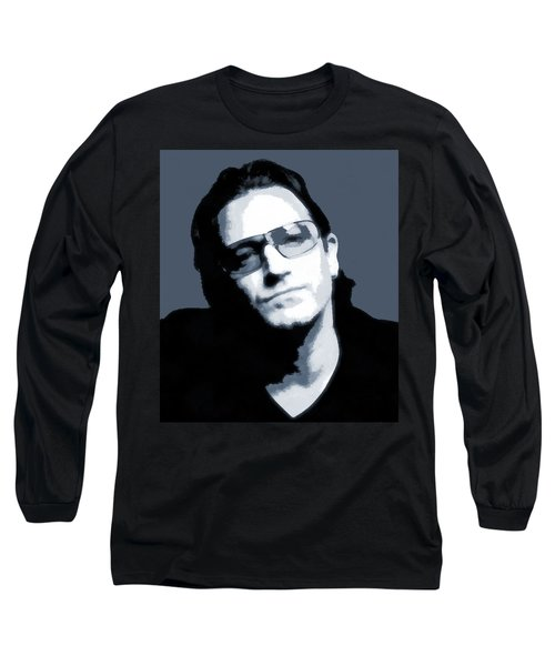 Bono Long Sleeve T-Shirt by Dan Sproul