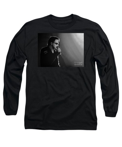 Bono Long Sleeve T-Shirt by Meijering Manupix