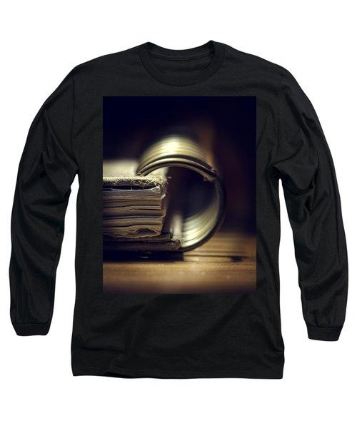 Book Of Secrets Long Sleeve T-Shirt