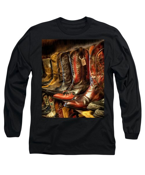 Boot Rack Long Sleeve T-Shirt