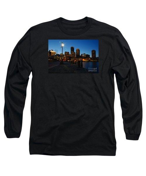 Boston Harbour Long Sleeve T-Shirt