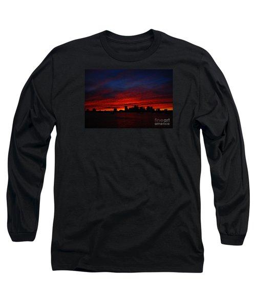 Boston Twilight Long Sleeve T-Shirt