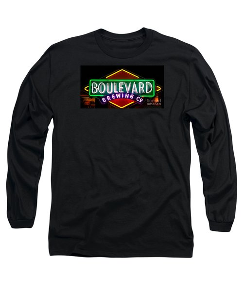Boulevard Brewing Long Sleeve T-Shirt