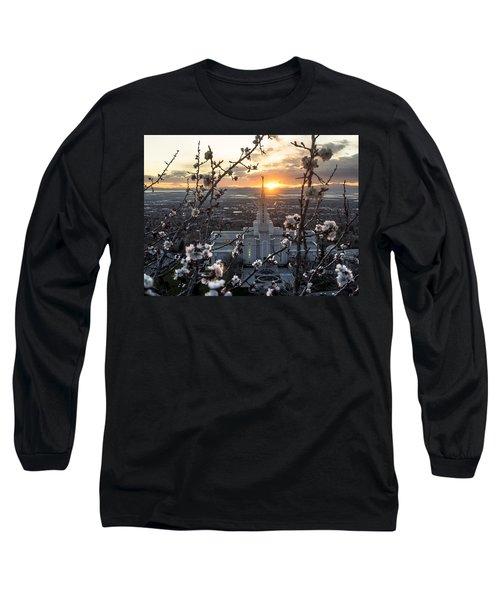 Bountiful Spring Long Sleeve T-Shirt