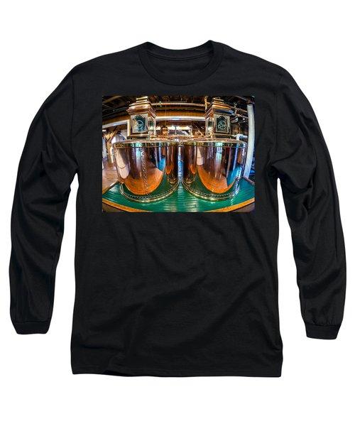 Bourbon Stills Long Sleeve T-Shirt
