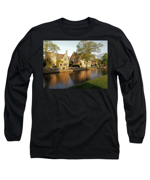 Bourton On The Water Long Sleeve T-Shirt