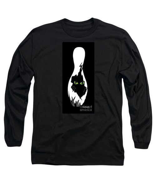 Bowling Creeper Long Sleeve T-Shirt