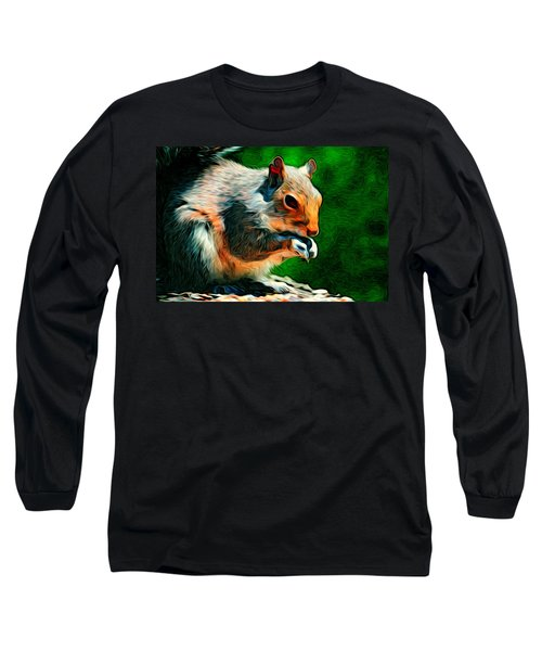 Brazen And Unrepentant Long Sleeve T-Shirt