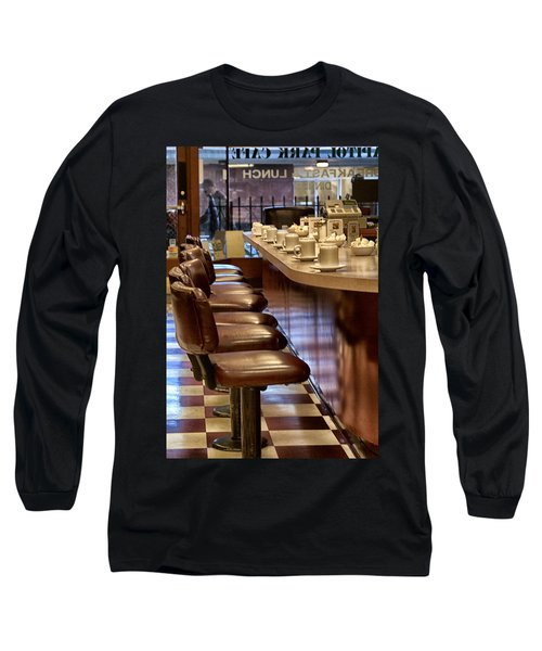 Breakfast And Lunch Long Sleeve T-Shirt