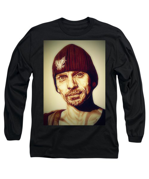 Breaking Bad Skinny Pete Long Sleeve T-Shirt by Fred Larucci