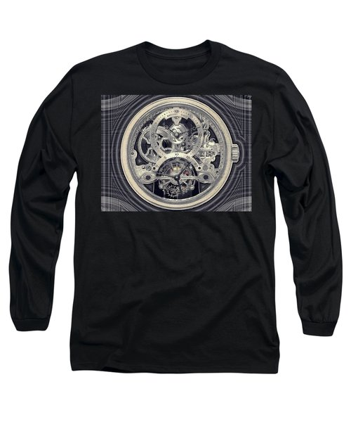 Breguet Skeleton Long Sleeve T-Shirt