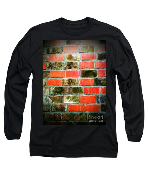 Brick Wall Long Sleeve T-Shirt