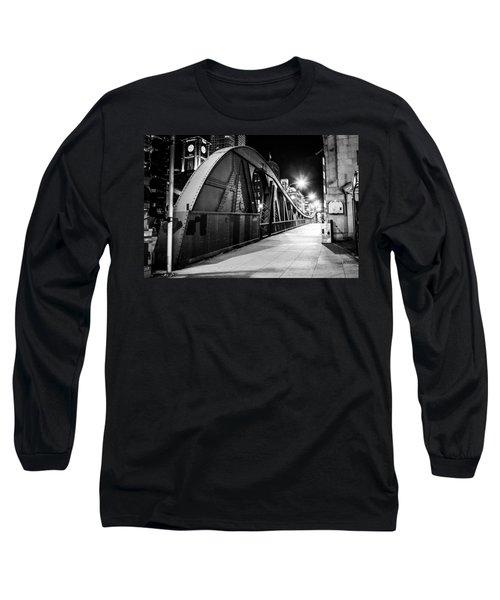 Bridge Arches Long Sleeve T-Shirt by Melinda Ledsome
