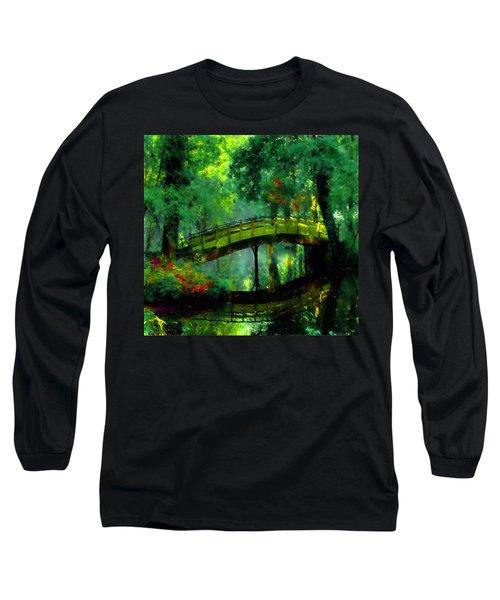 Bridge Of Dreams Long Sleeve T-Shirt