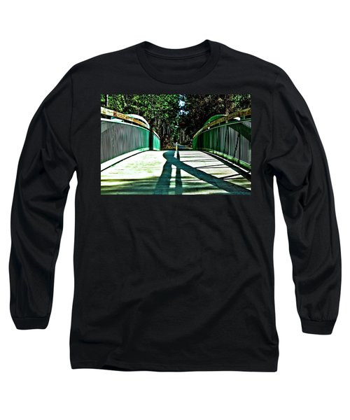 Bridge Of Shadows Long Sleeve T-Shirt