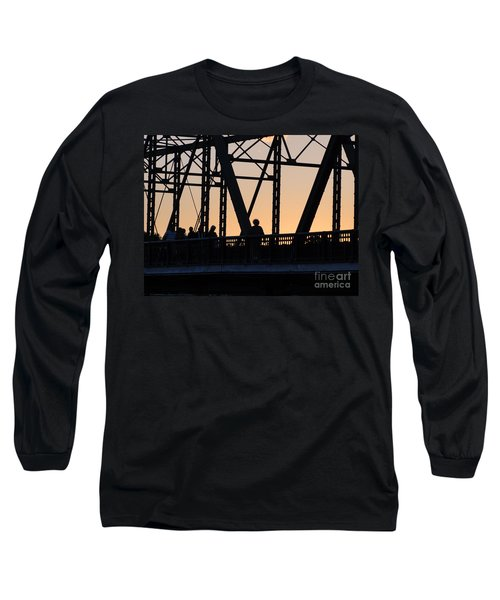 Bridge Scenes August - 2 Long Sleeve T-Shirt