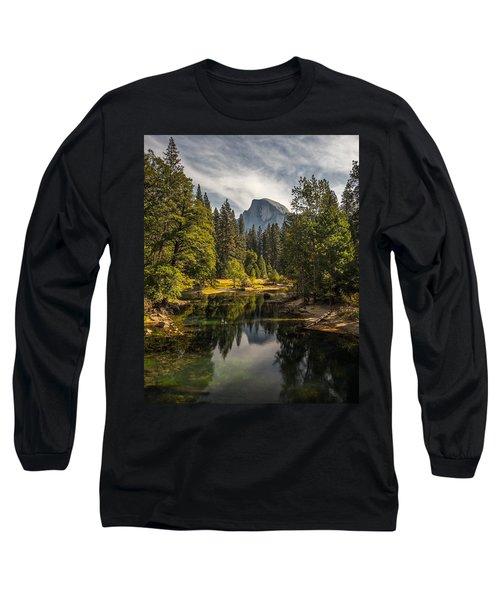 Bridge View Half Dome Long Sleeve T-Shirt