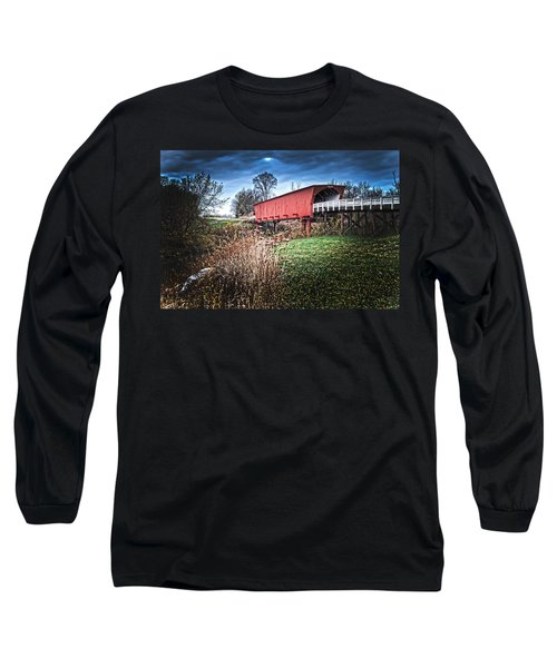 Bridges Of Madison County Long Sleeve T-Shirt