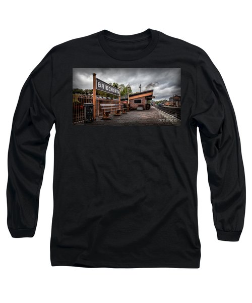 Bridgnorth Railway Station Long Sleeve T-Shirt