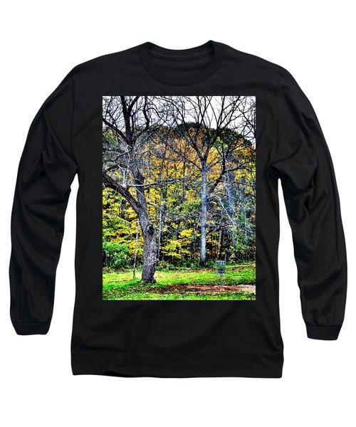 Bright Darkness Long Sleeve T-Shirt