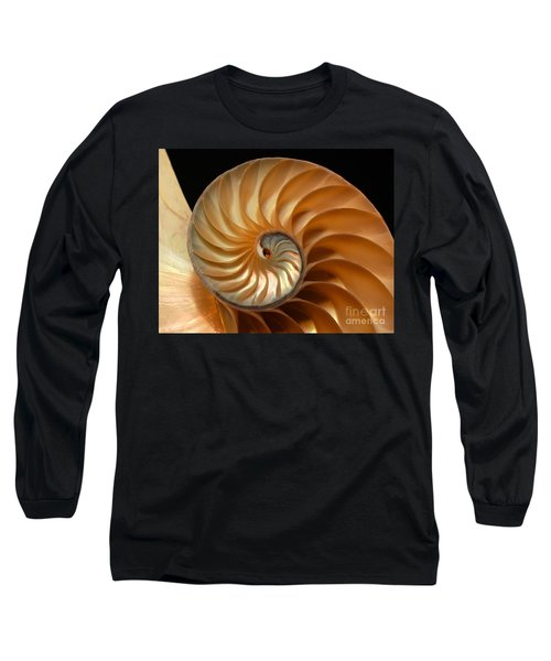Brilliant Nautilus Long Sleeve T-Shirt